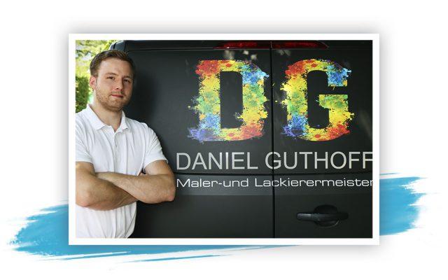 Daniel Guthoff - Malermeister und Lackierermeister in Düsseldorf